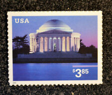 USA2002  #3647  $3.85 Jefferson Memorial - Priority Mint NH high value