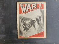 1940 THE WAR ILLUSTRATED VOL. 2 #36 WAR IN NORWAY