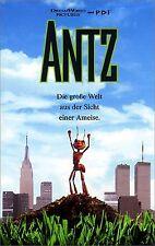 Antz VHS Video NEU OVP Sealed