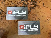 $100 iFLY Indoor Skydiving Gift Card