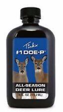 Tink's #1 Doe-P Non-Estrous Doe Urine All Season Deer Lure Scent 4 oz Bottle