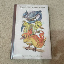 Field Guide to Kanto by Kari Fry (2013, Hardcover)
