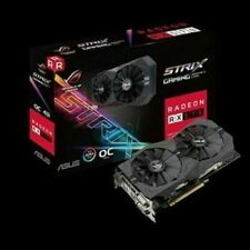 ASUS Rog STRIX Radeon RX 570 O4g Gaming OC (UPGRADED COOLING) Please Read