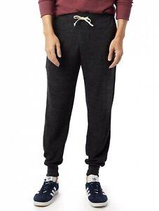 Alternative Apparel Dodgeball Eco-Toweling Terry Jogger Pants Eco Black S, M, L