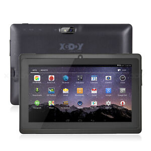 "XGODY Tablet PC Android 8.1 Quad Core 7"" Pulgadas Wi-Fi 1+16GB Dual Cámara IPS"