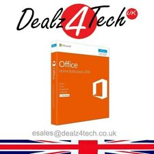 Office Home & Business 2016, 32-bit/x64, 1 PC, Eurozone, Medialess, Win, EN, P2