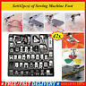 42pcs Sewing Machine Presser Foot Feet Tool Kit Set For Brother Singer Domestic