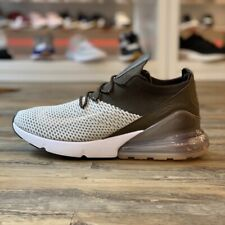 Nike Air Max 270 Flyknit Gr.46 Scarpe Sneaker Beige AO1023 002 Corsa