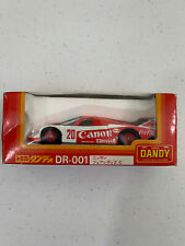 TOMICA DANDY - NISSAN SKYLINE GROUP C [CANON] WHITE New In Box