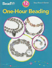 One-Hour Beading: 12 Projects (Easy-Does-It), 089024684X, Very Good Book