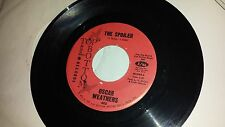 OSCAR WEATHERS The Spoiler / You Wants To TOP AND BOTTOM 405 NORTHERN SOUL 45