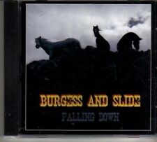 (CR114) Burgess And Slide, Falling Down - 2012 CD