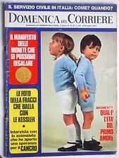 DOMENICA DEL CORRIERE    19 dicembre  1972   N. 51