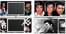 nintendo NDSi DSi original   - ELVIS - 4 Piece - Decal / Sticker Skin UK