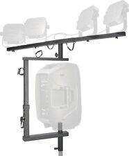 T-Bar Lichterweiterung für Lautsprecherstativ Lichtstative LED Scheinwerferbar