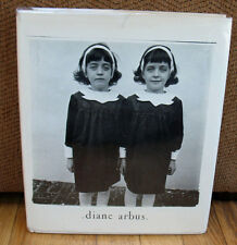 Diane Arbus Aperture Monograph SECOND Print Two Girls In Identical Raincoats HC