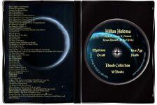 KLAMONTI HOTEMA K. KRIDLER E-BOOKS on DVD LOT 49 Occult Esoteric Mystic Health