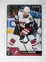 2016-17 O-Pee-Chee #362 Tobias Rieder - NM-MT