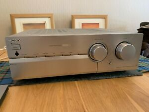 Vintage Sony TA-FB940R Silver QS Series Hi-Fi Integrated Stereo Amplifier