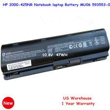 MU09 MU06 Genuine Battery for HP/Compaq 593553-001 593554-001 G62 CQ42 Series