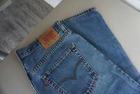Levis Levi's 582 Herren Men Jeans Hose 36/32 W36 L32 stonewashed Blau TOP ap6
