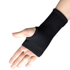 Kuangmi Elastic Wrist Glove Palm Hand Support Arthritis Brace Sleeve Sprain