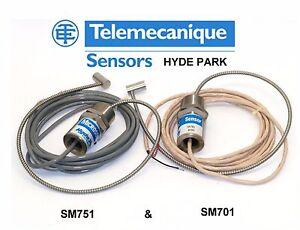 Hyde Park Microsonic Complete Thru Beam System SM701, SM751 plus AC213