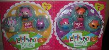 Lalaloopsy Tinies series 1 and 3 BNIP