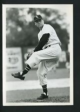 Bob Shaw 1960 Press Wire Photo by Donald Don Wingfield Chicago White Sox