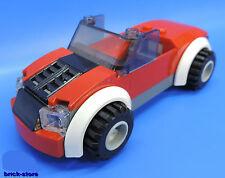 LEGO ® voiture/car Caprio rouge/blanc nouvelles voitures