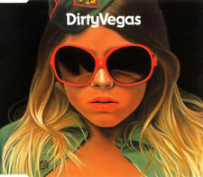 Dirty Vegas – Ghosts CD Single NL1