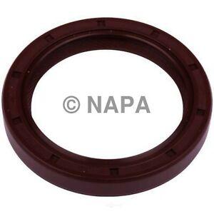 Engine Timing Cover Seal-DOHC, 16 Valves Rear NAPA/OIL SEALS-NOS 16893