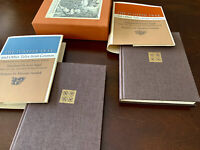 1st Ed.,1973 Maurice Sendak The Juniper Tree Tales from Grimm 2 Vol.Set/Slipcase