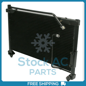 New A/C Condenser for Mazda 323, Protege 1990 to 1995