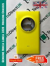 Genuine Nokia Lumia 1020 Battery Cover Housing Chassis Back Antenna - Yellow GC
