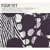Four Tet - Ringer (2008) cd digipak - brand new and sealed