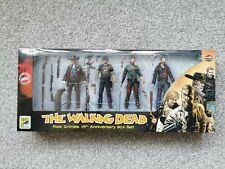 The Walking Dead, Rick Grimes 15th Anniversary Figure Box Set, Mcfarlane