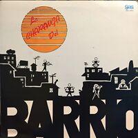 LA CHARANGA DEL BARRIO DE JJ ORCHESTRA TIMBALES SALSA MONTUNO MEXICO ONLY LP