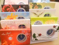Wholesale 10 Set Love Wish Pearl Necklace Set Oyster Drop Pendant 10 Color JN15