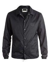 Quiksilver Always Surfing Coach Black Coats & Jackets Sz Medium EQYJK03239