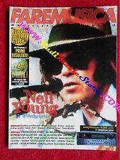Rivista FARE MUSICA 169/1995 Neil Young Michael Jackson Police Sepe Capone No cd