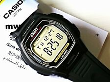 Casio Ladies Boys Kid's Sport Resin Band Digital Watch LW201 LW-201 LW-201-1A