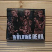 Man Wallet Fashion Walking Dead leather (choice designs)