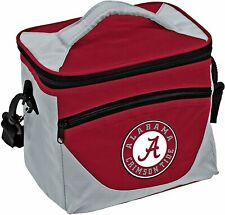 Alabama Halftime Cooler Zipper Insulated Lunch Bag Box Tote 9 Pack