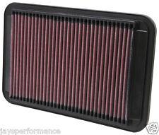 KN AIR FILTER (33-2672) ricambio ad alta filtrazione di flusso