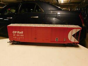 LGB...42930...CP RAIL...Box Car...# 204293...8 wheel... #204293...
