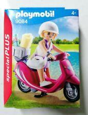 PLAYMOBIL Special Plus ® 9084 Ragazza con Scooter Nuovo Raro New Rare