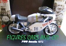 MOTO 1/32  DUCATI 750 IMOLA 1972 MOTORCYCLE MOTORRAD