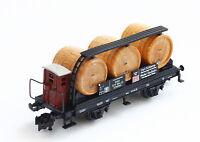 MINITRIX,Weinfasswagen,Carl Schlamp ,Deutsche Reichsbahn ,13808,Spur N,1:160,KKK