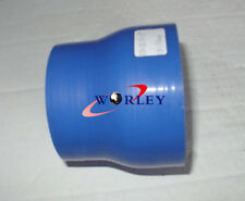"BLUE Silicone Reducer Hose 2""-2.5"" 51mm-63mm Silicone Straight Intercooler Pipe"